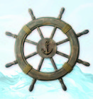 antique nautical decor
